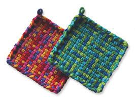 25 Best Ideas About Homemade Potholders On Pinterest