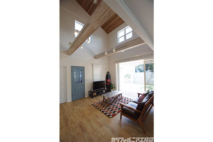 SURFER'S HOUSE in 四街道 | カリフォルニア工務店