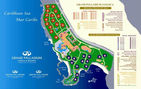 Great resource for information on Grand Palladium Jamaica