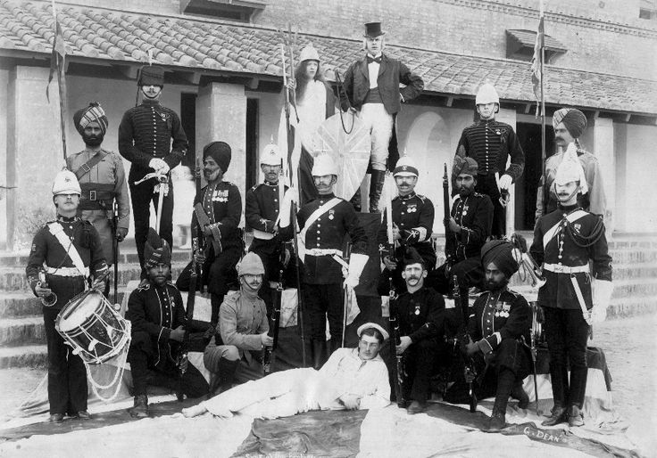 History of the British Raj