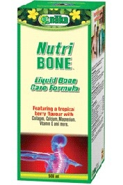Naka Nutri Bone Help to prevent Osteoporosis and maintain healthy bones with liquid Nutri BONE.  If you're concerned about Osteoporosis or helping to maintain healthy bones then Naka's Nutri Bone liquid is the perfect daily supplement. At The Health Garden for $25.59