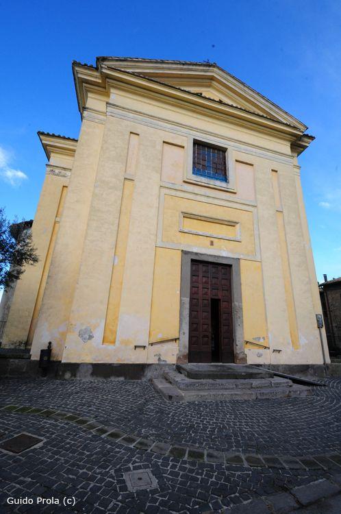 Chiesa Santa Maria Assunta in Cielo - Canale Monterano