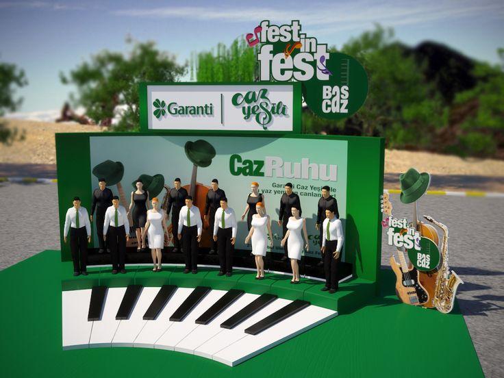 Garanti Jazz Festival.