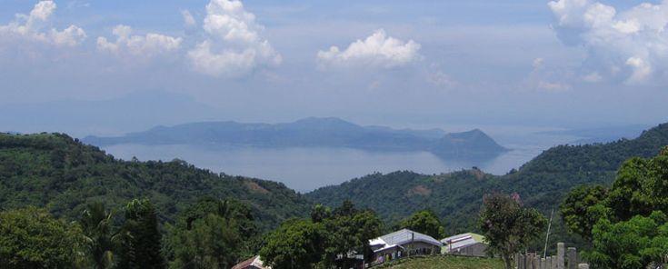 Lake Taal, Tagaytay, Philippines