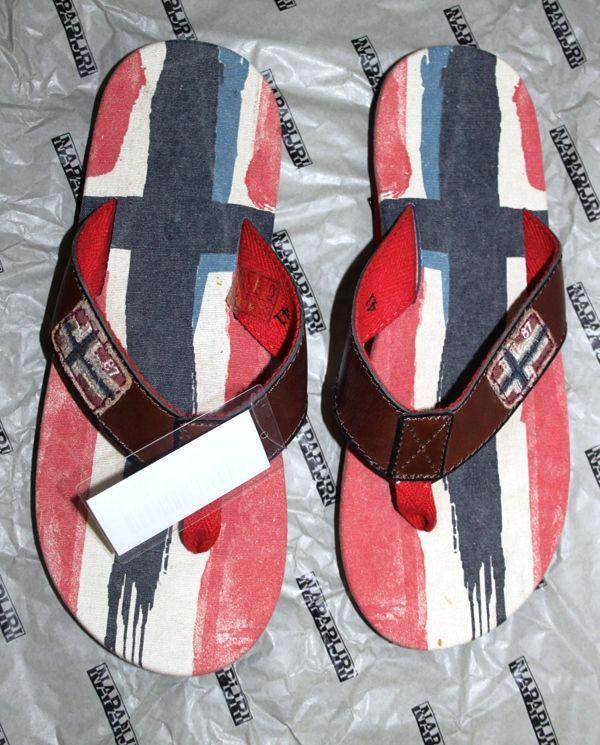 http://www.bonanza.com/listings/Napapijri-Flip-Flops-No41-Eu/165335729