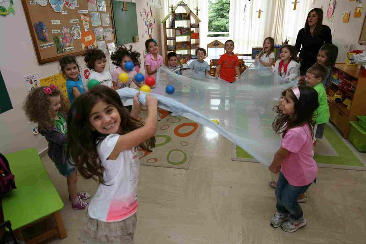 Day Care Center - Kindergarten