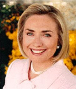"""Hillary Clinton ~American's have made the role of the First Lady one of the most important jobs in the country.It is a tribute to Am. women,coming from different social,economic backgrounds,different geographical regions,with diverse educational preparation,each F.L. served our country well.Each left her own mark,each teaches us something special about our history.""""~Clinton's wife hosted the first W H webcast,and is the only first lady elected to public office-the U.S.Senate,seek the…"""