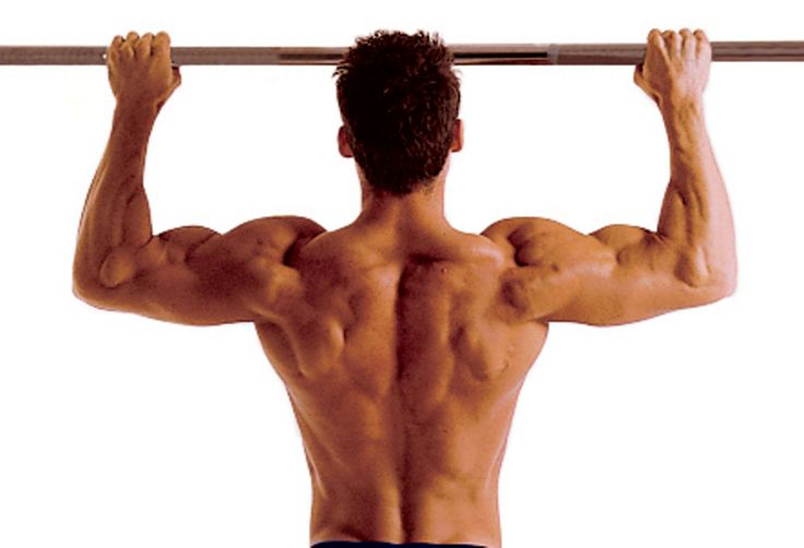 Master the Pullup -- great article with a detailed plan on how to conquer a…