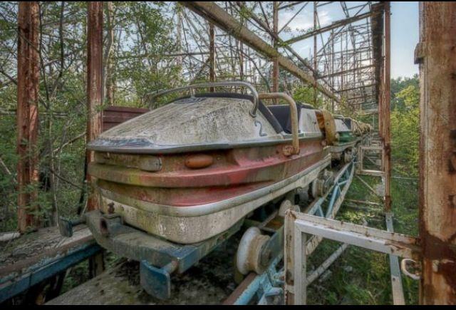 Abandoned amusement park #2
