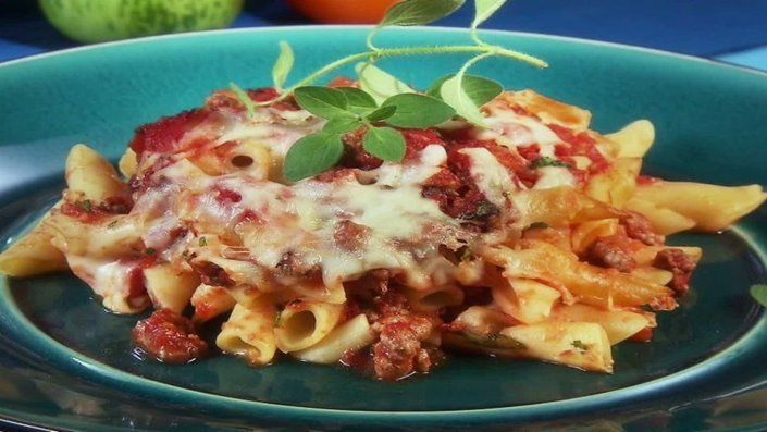 How to make the perfect Penne al Forno by Nadia G on Food Network UK.