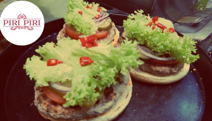 A tak przygotowujemy dla Was pikantne burgery Piri Piri. Zapraszamy na Festiwal Ostrego Jedzenia przez cały luty :)
