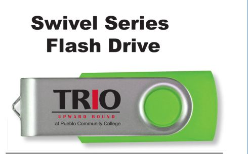 USB Swivel Drive – Pueblo Community College #TRIO