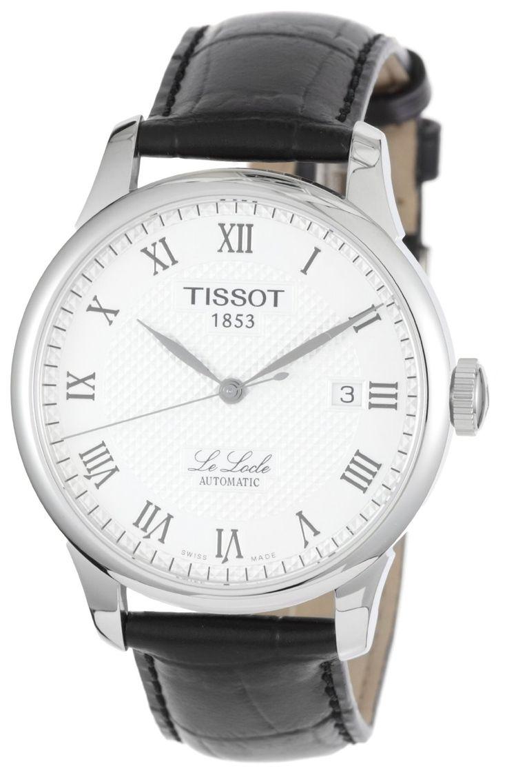 Tissot Men Watches : Tissot T-Classic Le Locle Mens Watch T41.1.423.33
