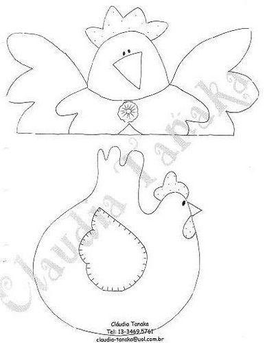 chicken: