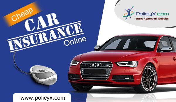 Get cheap car insurance policy online at policyx.comthat secure your car or vehicle at the lowest price. Now, you can get benefits of car insurance at desired prices.So, don't wait as your affordable Motor insurance is just a few clicks away.