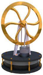 Image of 3D model 'LTD Stirling'