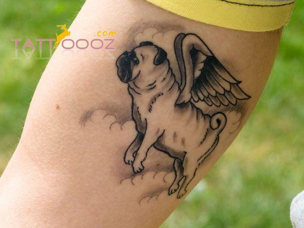 Pug tattoo!