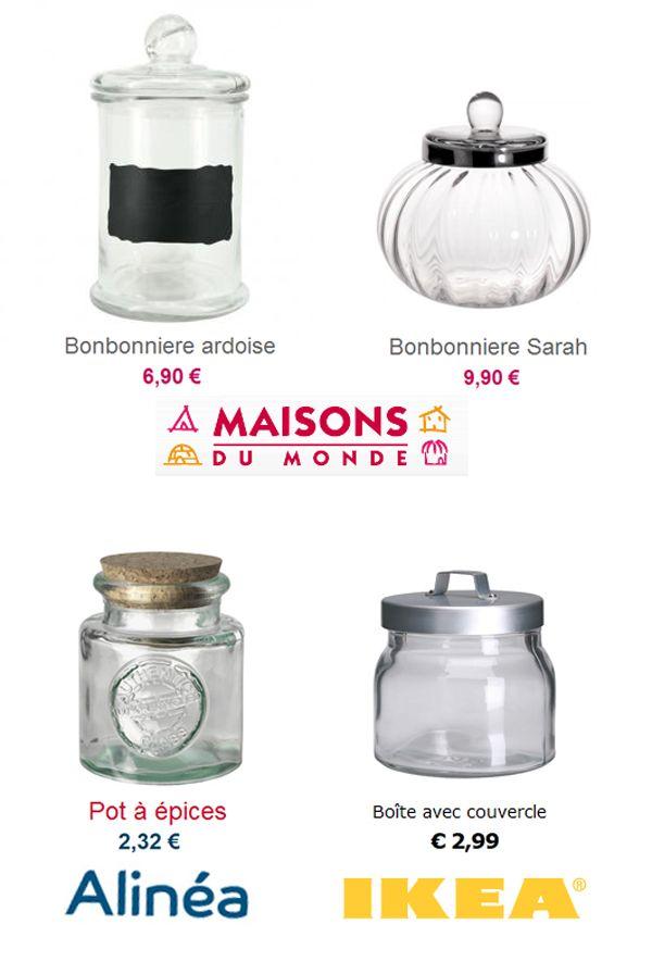 Source photos : Maisons du Monde , Ikéa , Alinéa http://yesidomariage.com - Conseils sur le blog de mariage