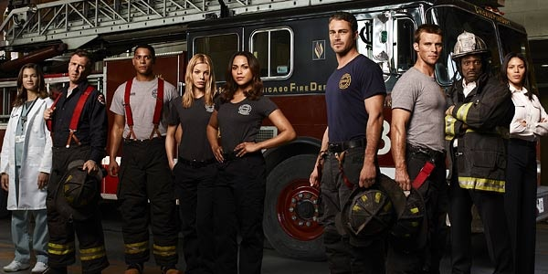 Chicago Fire I love this show!