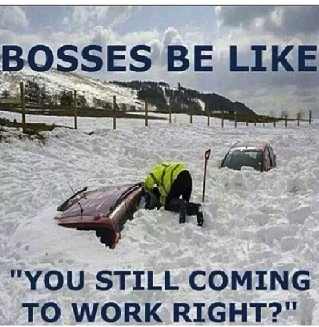 Funny Cold Weather Comments | Cold At Work Funny About the cold weather?