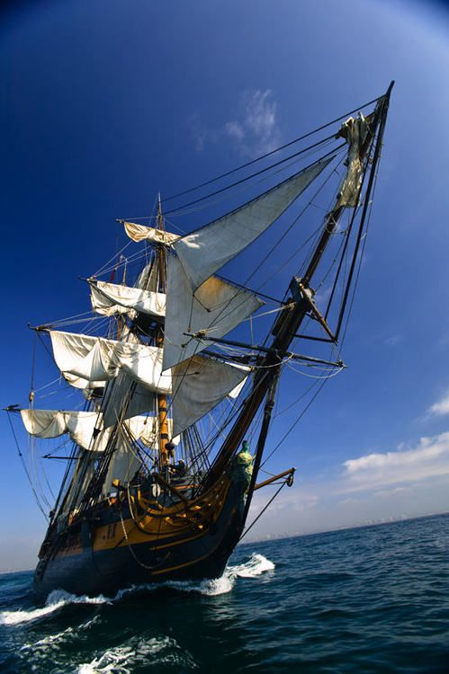 Tall Ships Return For 1812 Tour Of Ontario