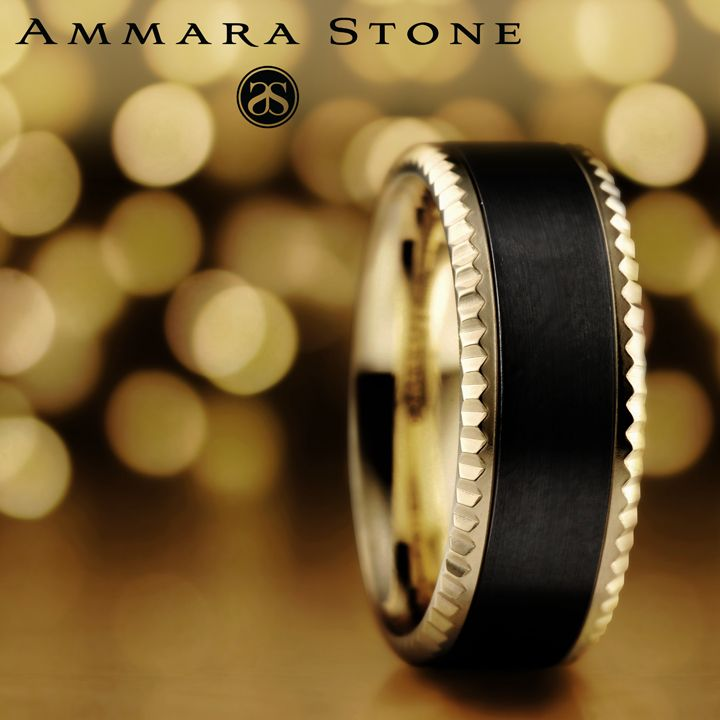 8mm 14k yellow gold men's wedding band with a black titanium center | CF448527BKTY | #benchmarkrings #ring #rings #diamonds #diamond #fiance #weddingring #bling #wedding #gold #gettingmarried #theknot #shesaidyes #jewelry #engaged #engagementring #marryme #fashion #mensfashion #love #style #madeinamerica #beautiful #bride #groom #luxury #art#lovestory #womensfashion #engagement