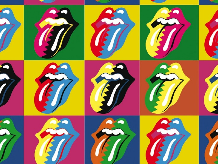 Warhol Tongue - Samsung Galaxy Ace S5830