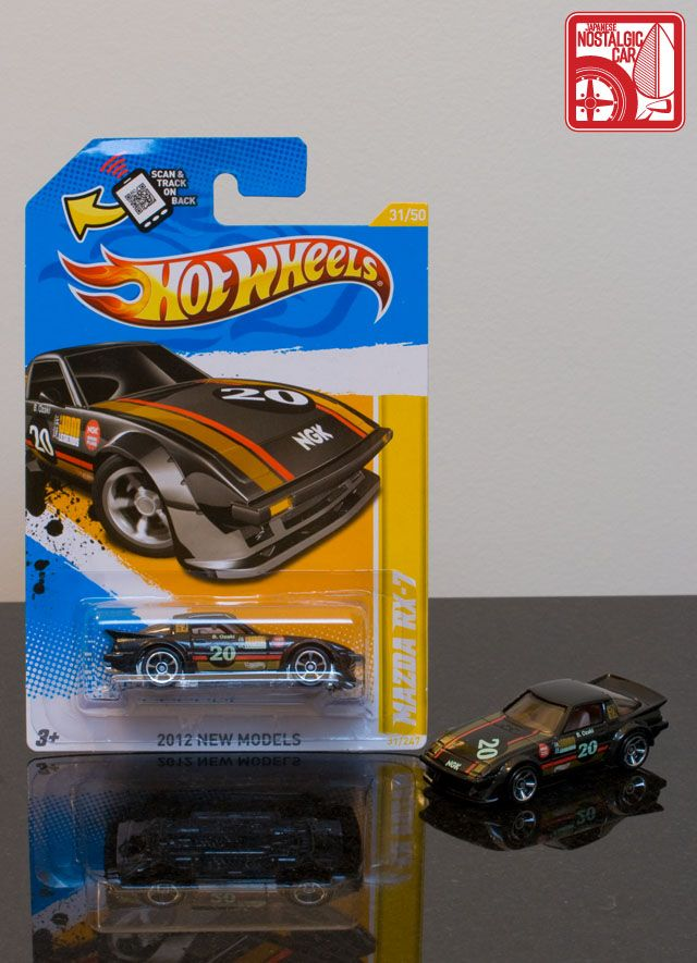 Hot Wheels Mazda Savanna RX-7