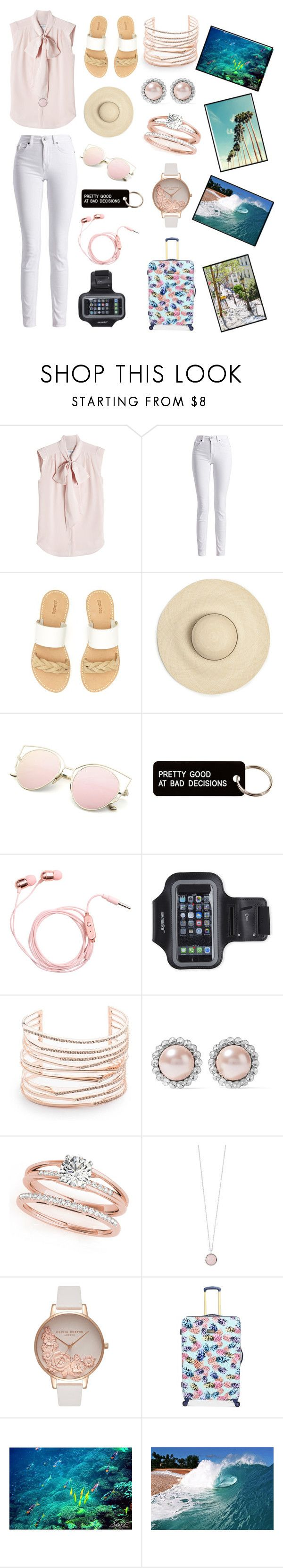 """Perfect Vacation"" by kmrichardson20 ❤ liked on Polyvore featuring MaxMara, Barbour International, Soludos, Various Projects, Marika, Alexis Bittar, Miu Miu, Olivia Burton and Jessica Simpson"