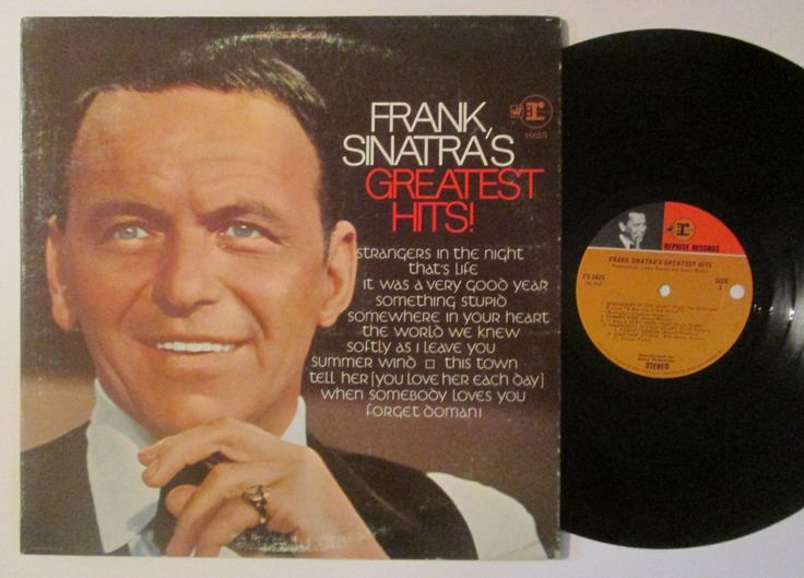 17 Best Ideas About Frank Sinatra Greatest Hits On