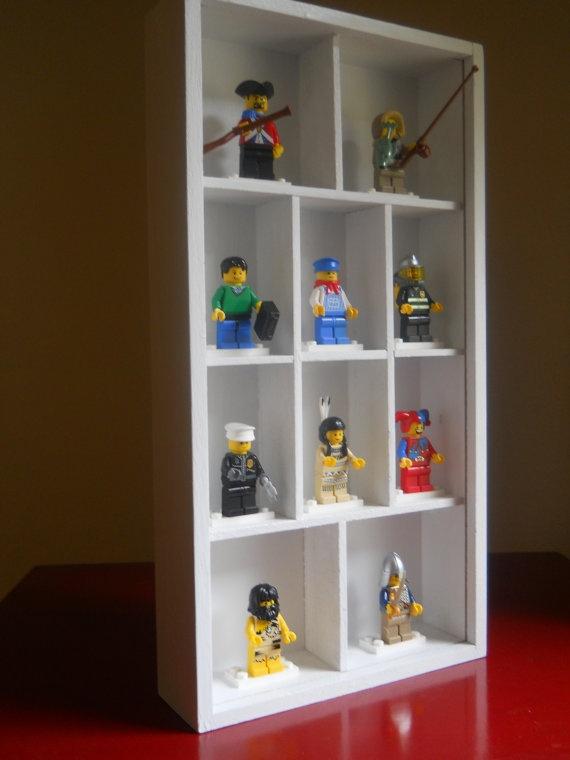 Lego Mini Figure Display Shelf Lego My Legos Pinterest Shelves Minis And Display