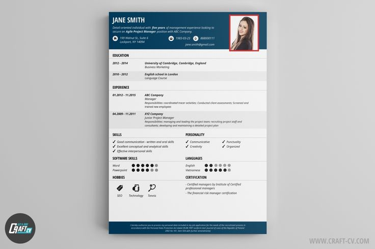 ... ideas about Cv Format on Pinterest | Resume Cv, Resume and Curriculum