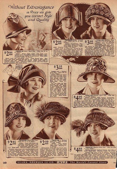 42 printables....1925 Sears Catalog by HA! Designs - Artbyheather, via Flickr