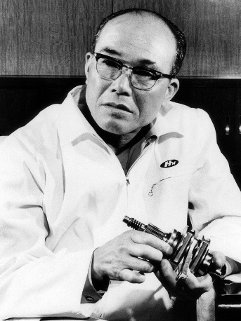Soichiro Honda - This board would not be possible without the man who started it all...