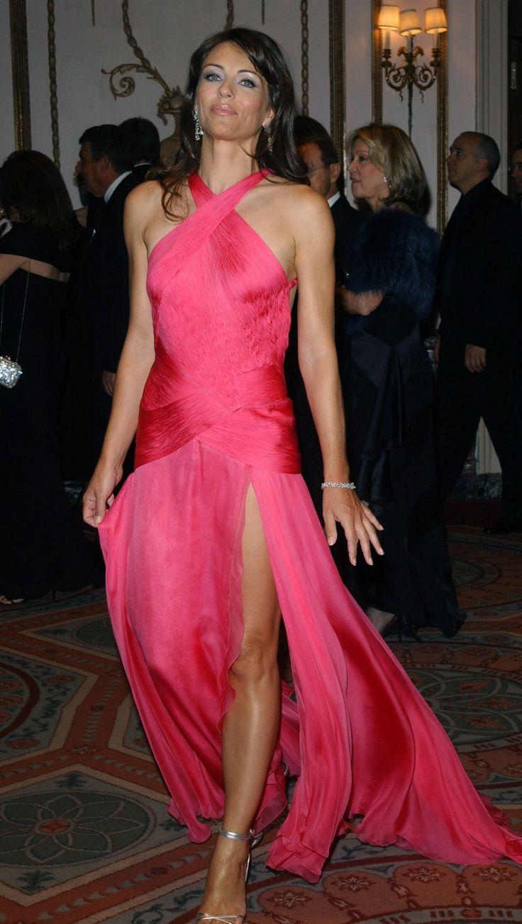 Moderno Vestido De Novia Liz Hurley Foto - Ideas de Vestidos de Boda ...