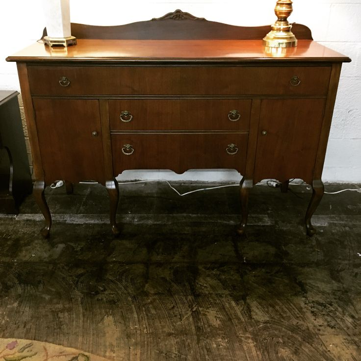 Vintage Sideboard By Easton Furniture Co,