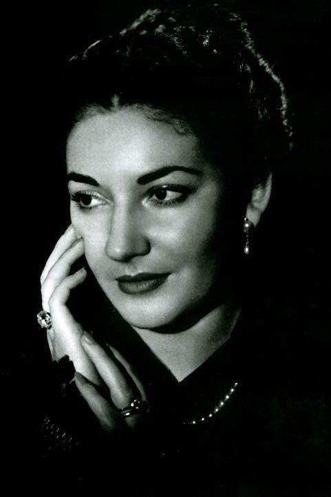 Puccini  [Tosca] Maria Callas