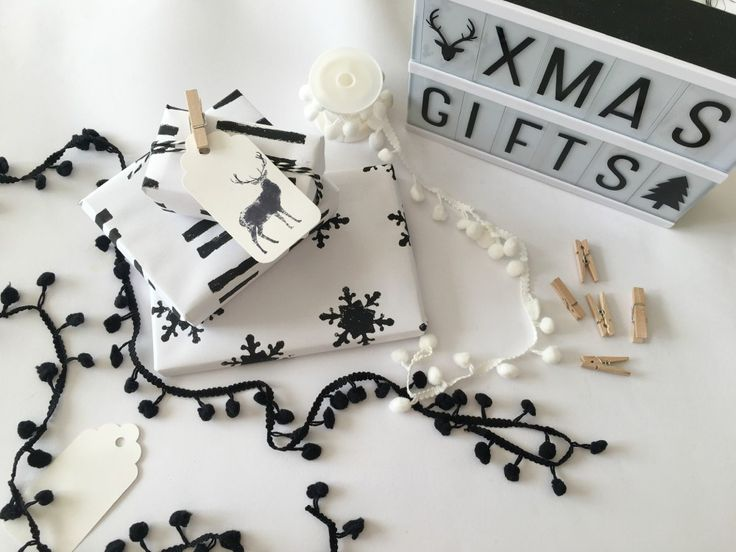 Carta da regalo natalizia fai da te - The Partytude Diaries