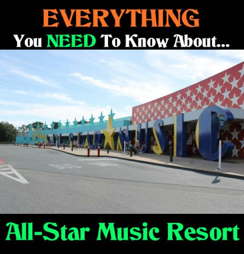 All Star Music Resort at Walt Disney World  By Kristin from Couponing to Disney     Share Tweet Share  AllStarMusic      All Star Music Resort at Walt Disney World is a value resort. It is themed with different styles of music including Broadway, Calypso, Country, Jazz and Rock n' Roll and it is one of the cheapest resorts on Disney property.