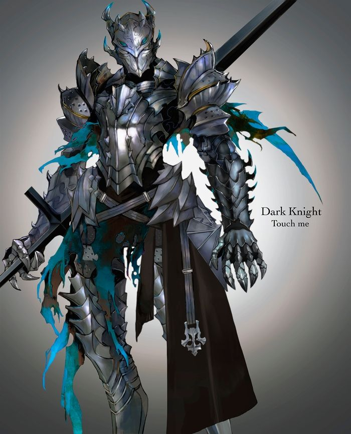 Knight Armor By Omar Fantasy Character Design Concept Art