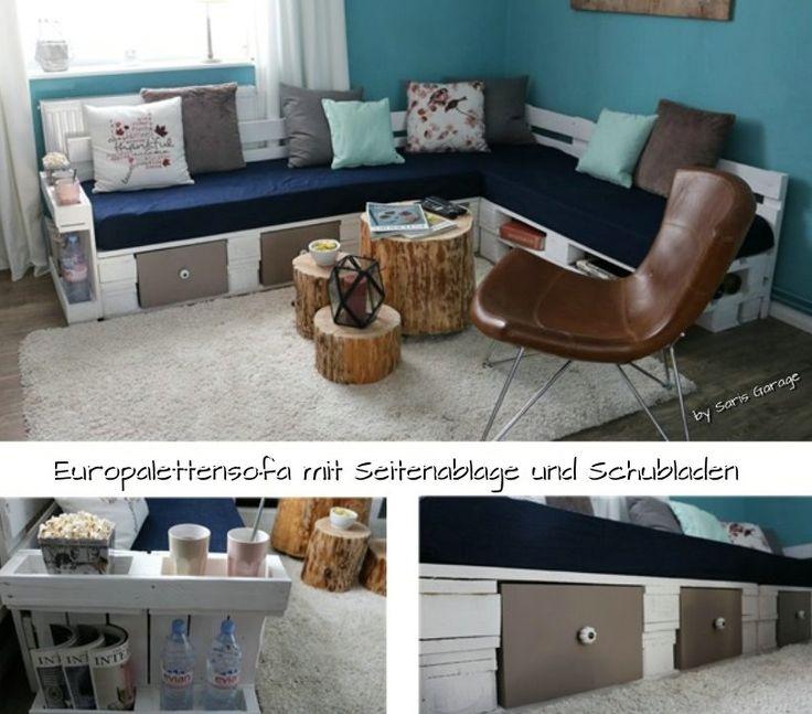 Ber Ideen Zu Sofa Aus Paletten Auf Pinterest Palettencouch Couch Und M Bel Sofa