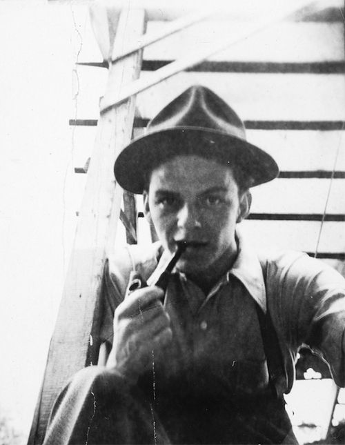 Frank Sinatra  self-po...