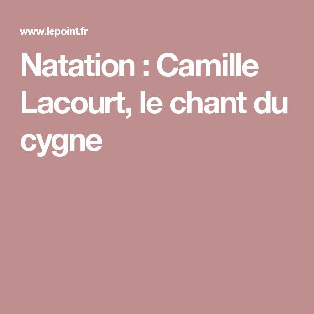 Natation: Camille Lacourt, le chant du cygne
