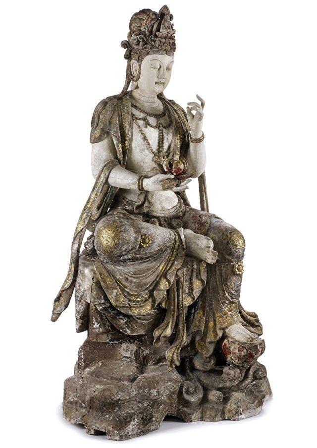 Compassion guanyin bouddha