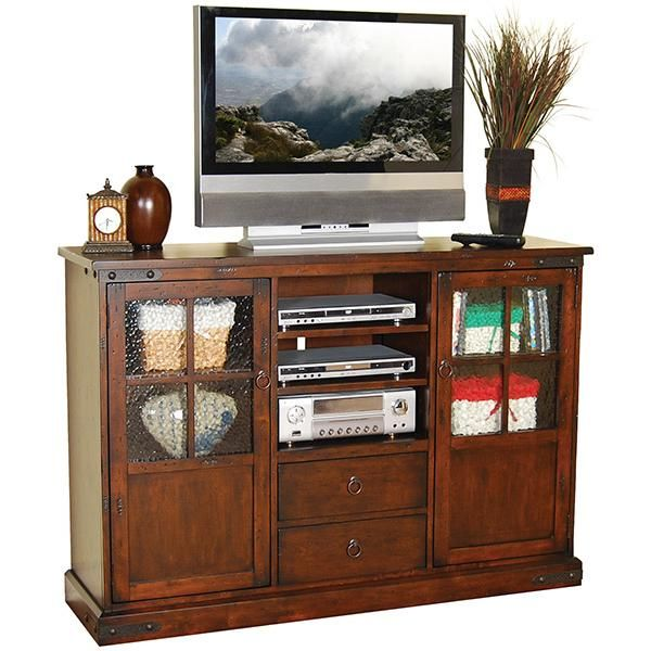 Shop For Sunny Designs Santa Fe Bar Height TV Console, And Other Home  Entertainment Entertainment Centers At Hatch Furniture In Yankton, South  Dakota And ...