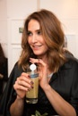 Lisa Snowdon tries the long refreshing 'Truly Keglevich Apple' Cocktail.