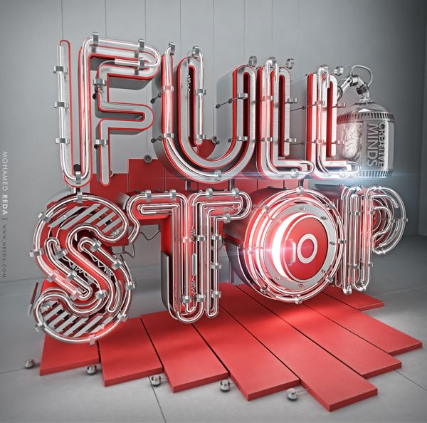 Fullstop on Behance