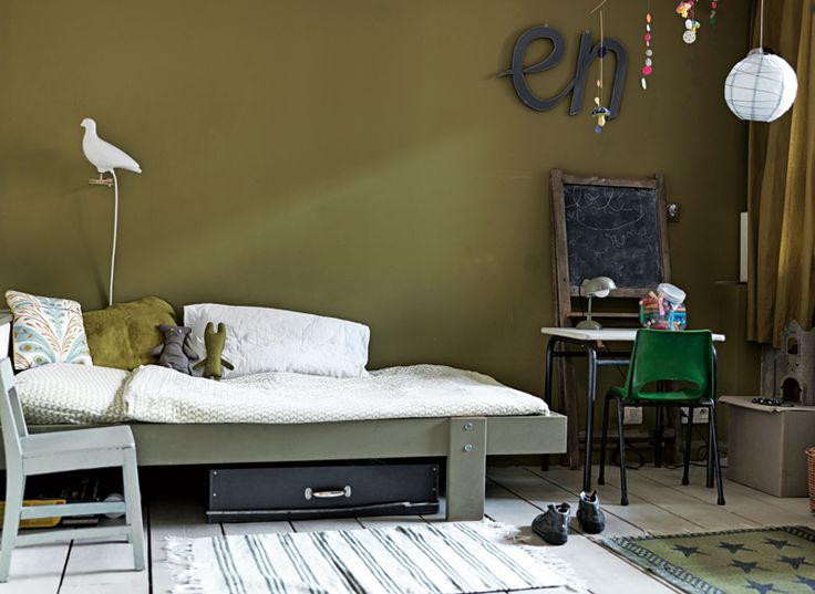 looking to paint my bedroom so far olive green is in the lead - Green Wall Paint For Bedroom