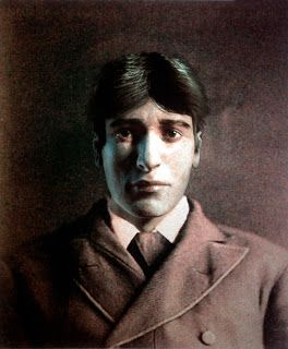 This is how Joseph Merrick would have looked without his deformities.  Leicestershire History | News and Features: The Elephant Man, Joseph Merrick