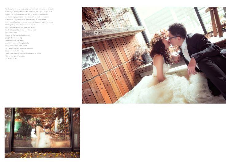 [自助婚紗]Mango&LULU Prewedding@台中